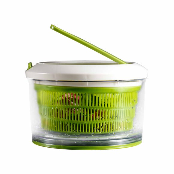 Chef'n Spin Cycle Salad Spinner Green