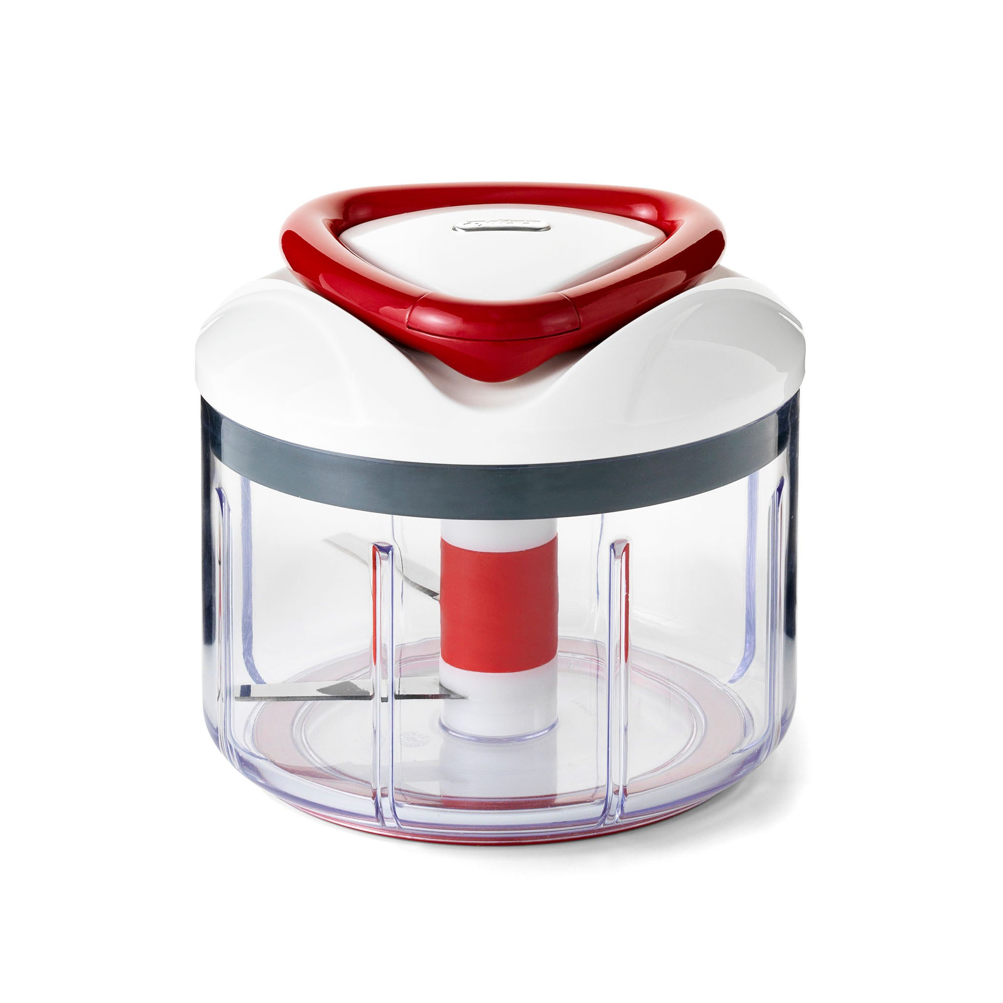 Zyliss Easy Pull Food Processor White