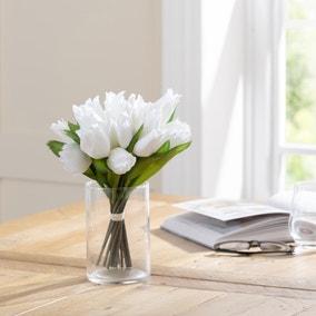 Artificial Tulip Bouquet 29cm