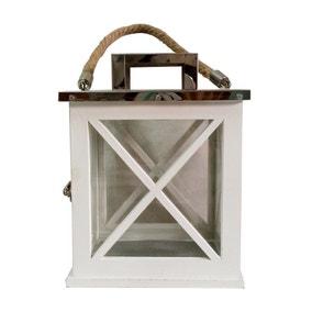 Small Wooden Lantern