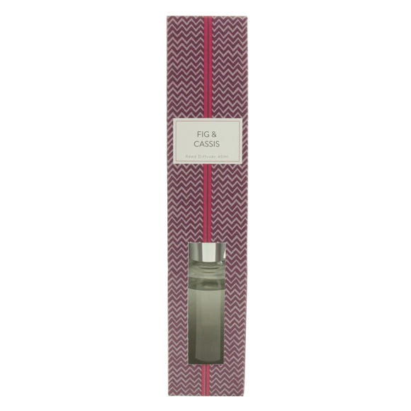 Fig and Cassis Reed Diffuser Clear  undefined