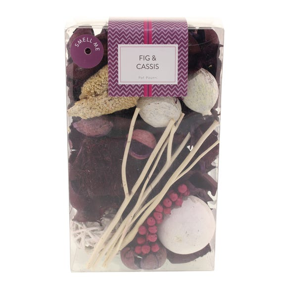 Fig and Cassis Pot Pourri Multi Coloured