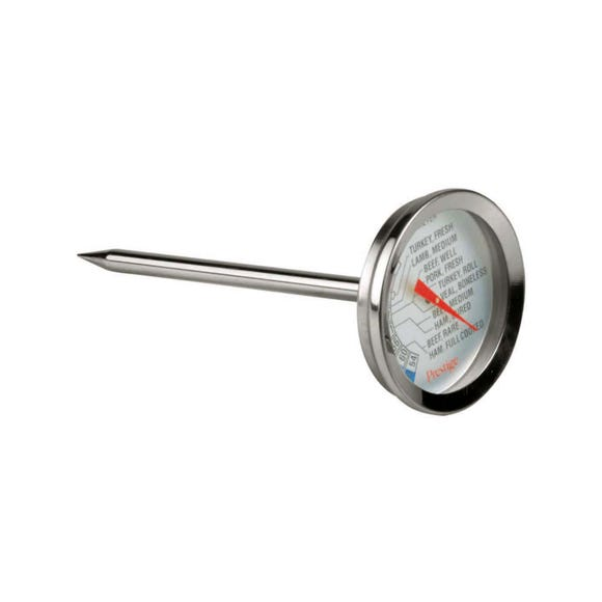 Prestige Steel Meat Thermometer Steel