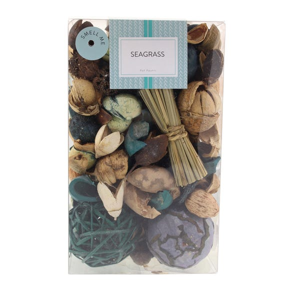 Seagrass Pot Pourri Green