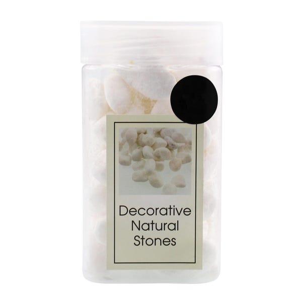 Natural White stones White