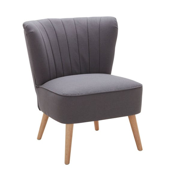 Elements Chair - Charcoal Charocal Elements Chair