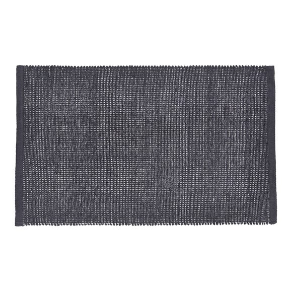 Purity Grey Bath Mat Grey