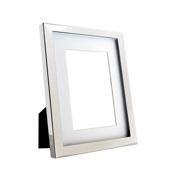 "Hotel Silver Plated Photo Frame 6"" x 4"" (15cm x 10cm) Silver"