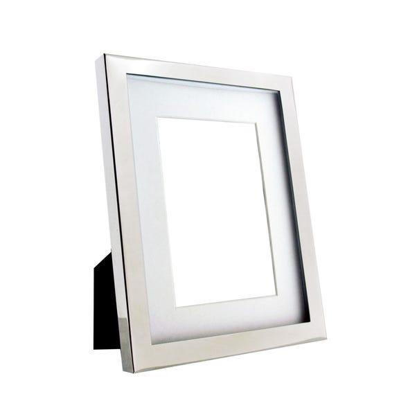 "5A Fifth Avenue Silver Plated Photo Frame 7"" x 5"" (18cm x 12cm) Silver"