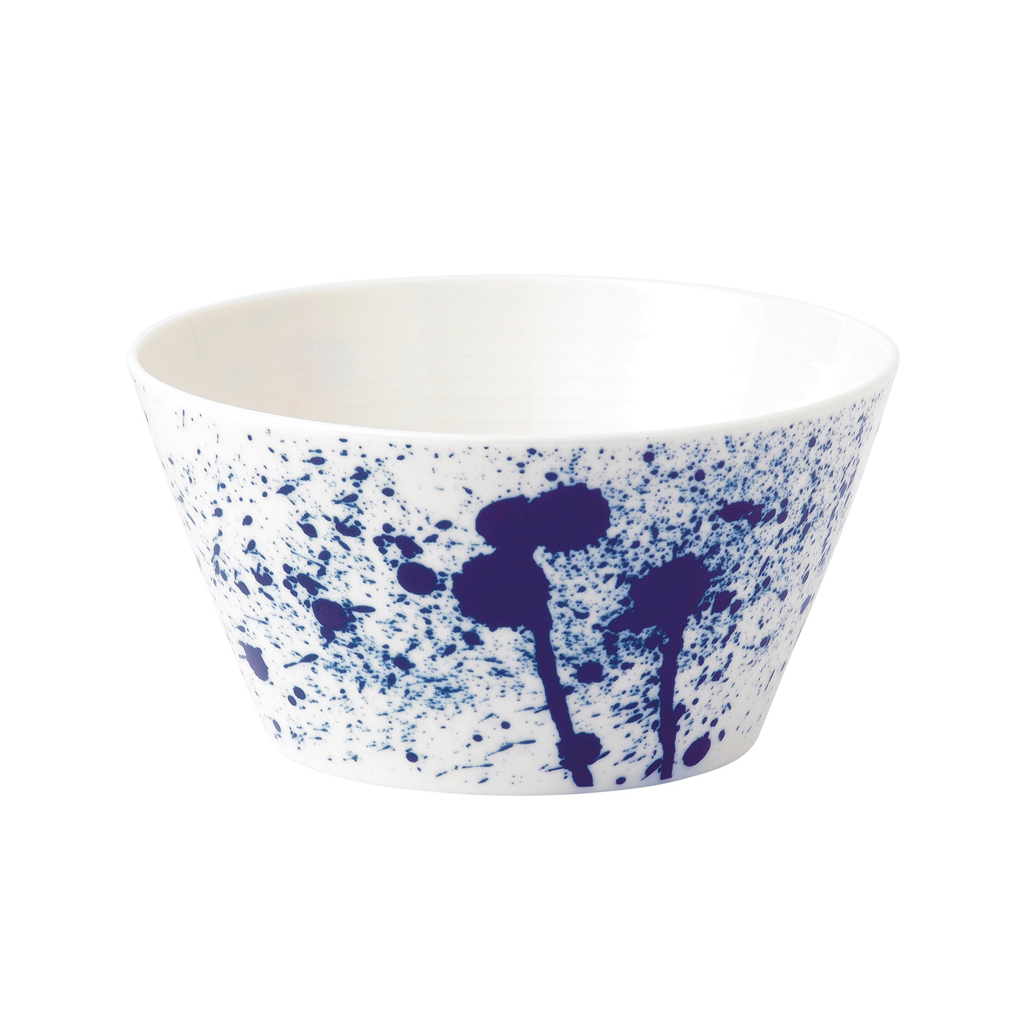 Click to view product details and reviews for Royal Doulton Pacific Splash Cereal Bowl Blue And White.