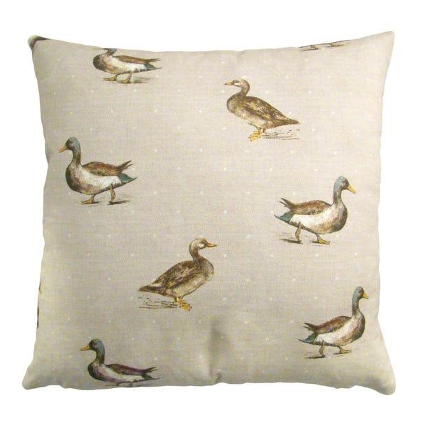 Ducks Cushion Cover MultiColoured