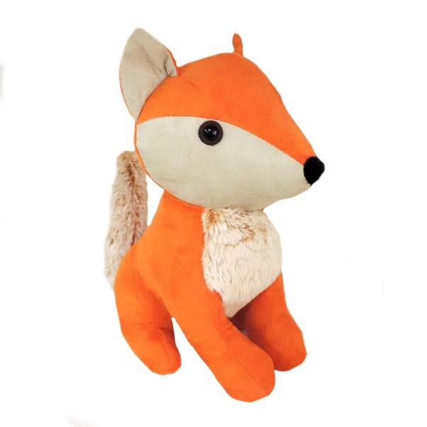 Fox Doorstop Orange