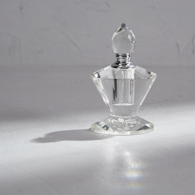 Dorma Cut Glass Perfume Bottle