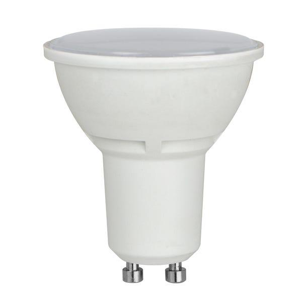 Dunelm 5 Watt GU10 Pearl LED Bulb Clear