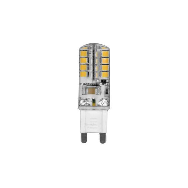 Dunelm 2.2 Watt LED G9 Light Bulb Clear