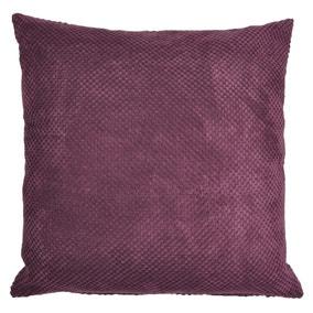 Large Chenille Spot Cushion