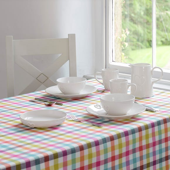 Country Fayre Table Cloth MultiColoured undefined