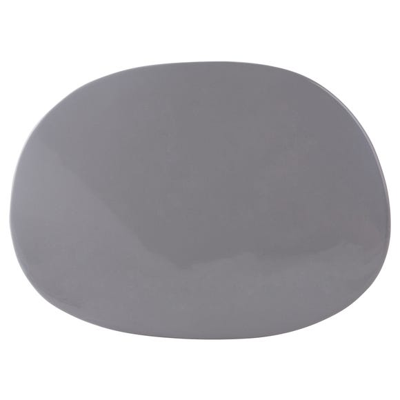 Pebble Shape Placemats Grey