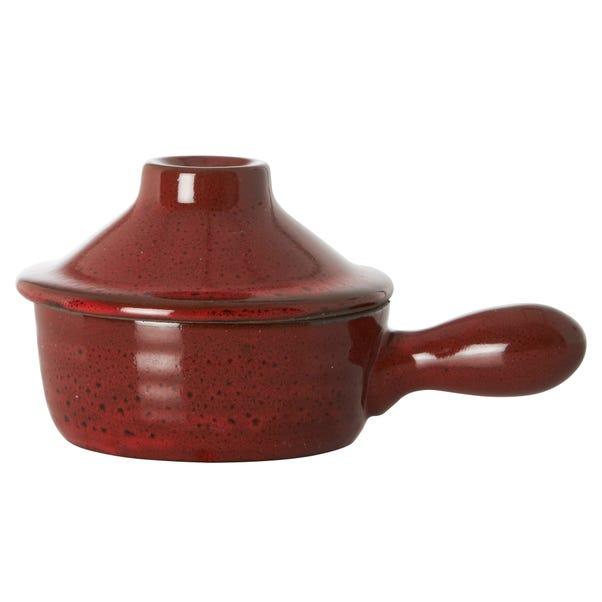 JML Microwave Hot Pot Red