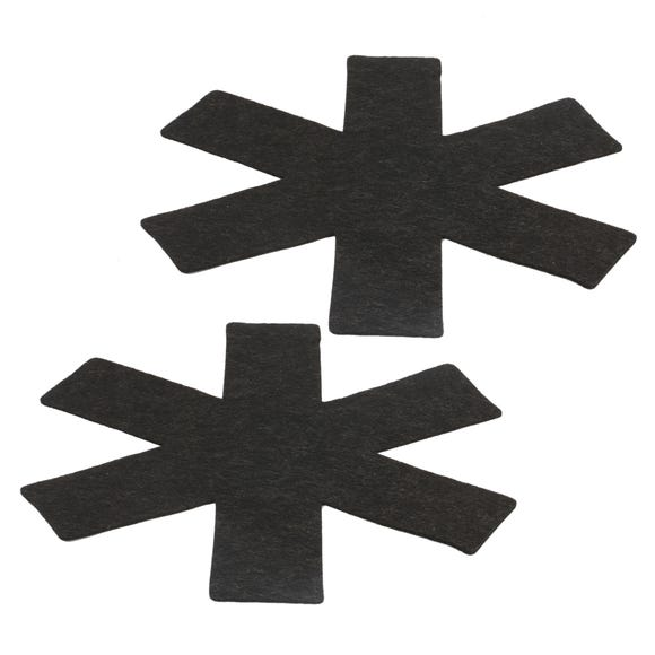 JML Ceracraft Black Pan Protector Black