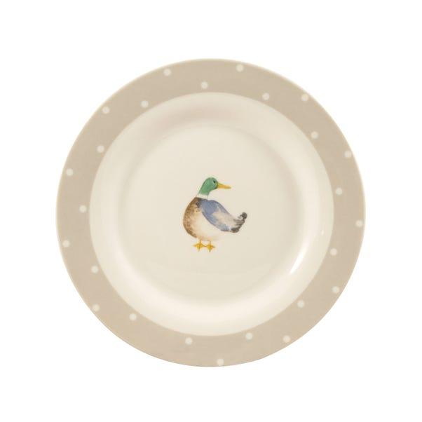 Jenny Side Plate White