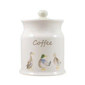 Jenny Coffee Canister