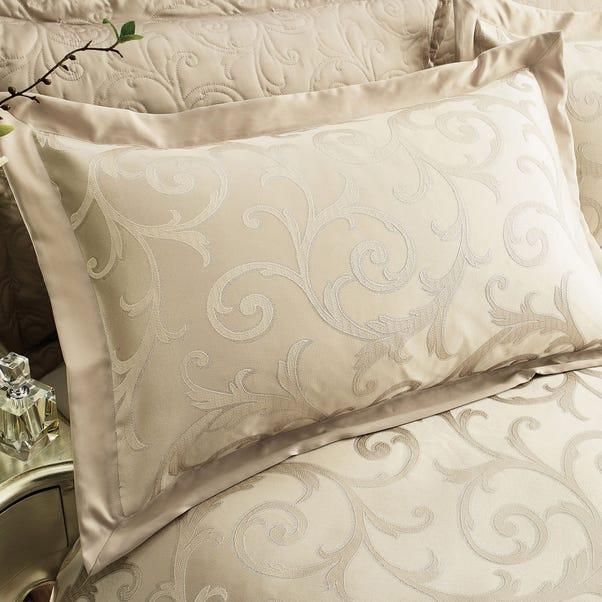 Lucia Natural Oxford Pillowcase