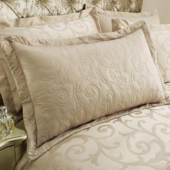 Lucia Natural Pillow Sham Natural