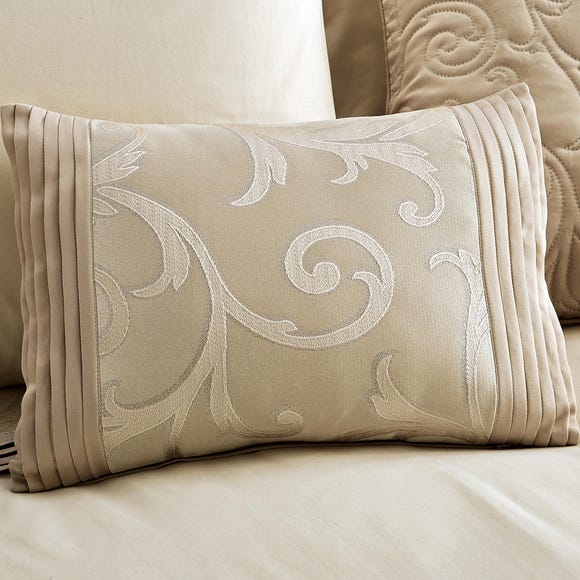 Lucia Natural Boudoir Cushion Natural