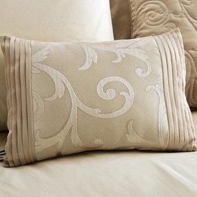 Lucia Natural Boudoir Cushion