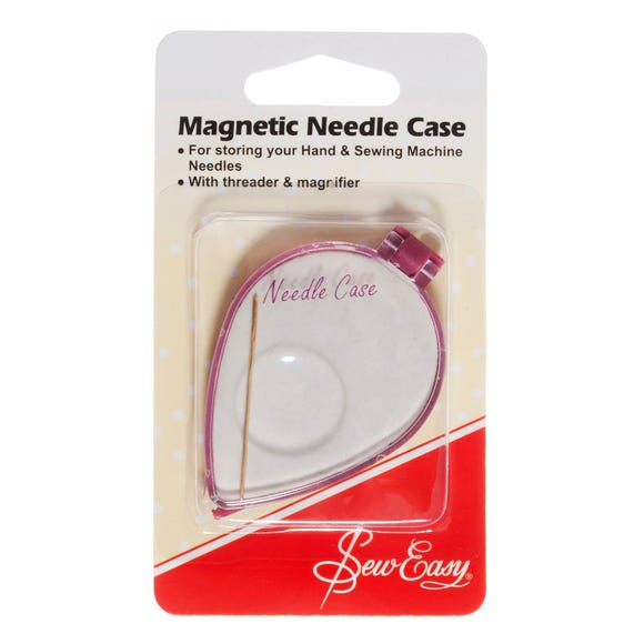 Sew Easy Magnetic Needle Case Clear