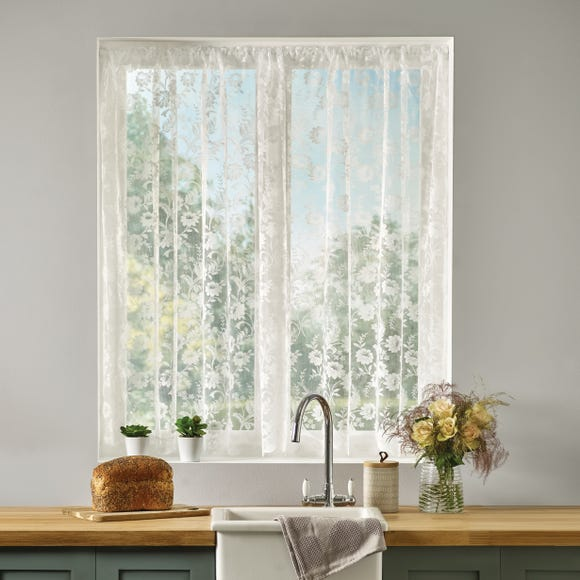 Lillian Lace Net Fabric  undefined