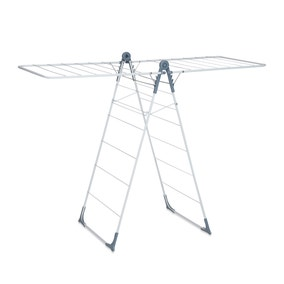Utility Room Wing Airer and Sock Hanger