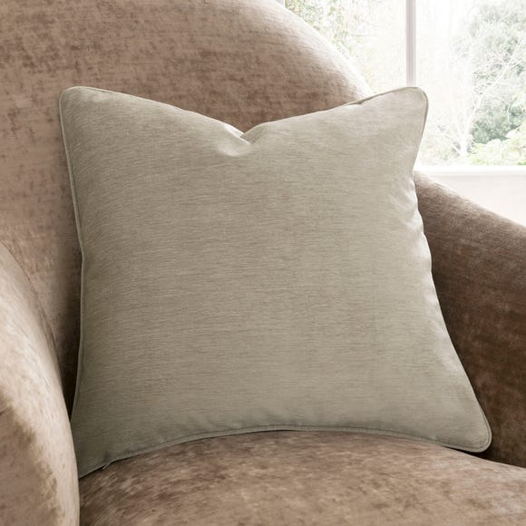 Dorma Lymington Cream Cushion Cream