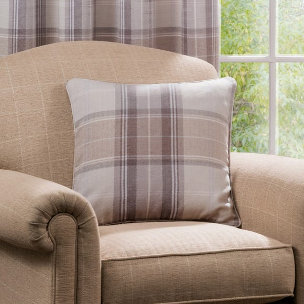 Dorma Natural Sherbourne Cushion Natural