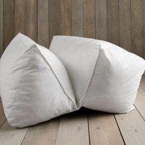 Non Iron Easy Living White Pillowcase