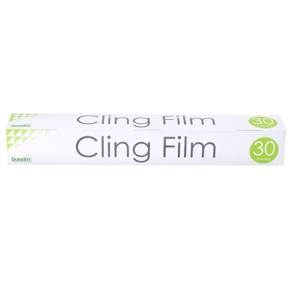 Dunelm Cling Film Clear