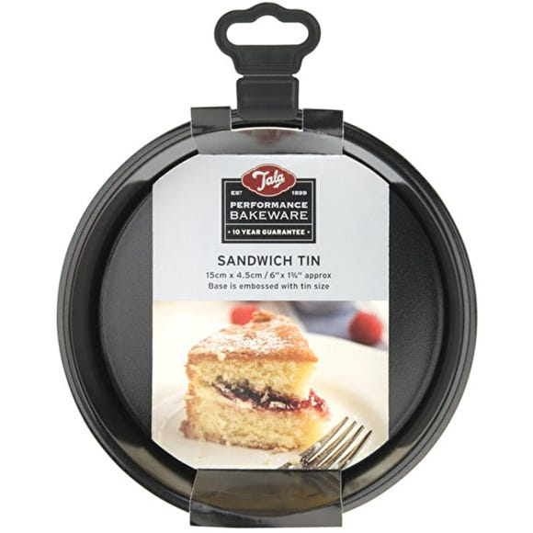 Tala Performance Sandwich Tin Black undefined