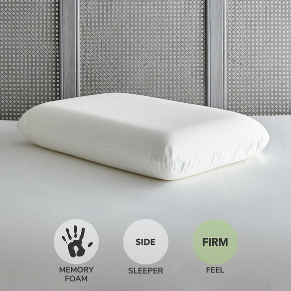 Dunelm memory foam pillow in Dudley for