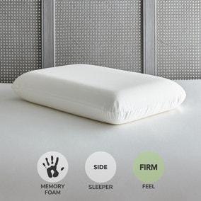 Temperature Reactive Memory Foam Firm-Support Pillow
