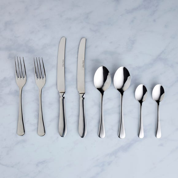 Arthur Price Old English Stainless Steel 32 Piece Cutlery Set Silver