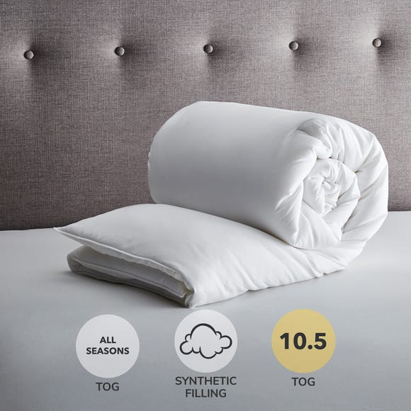 Fogarty Just Like Down 10.5 Tog Duvet  undefined