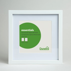 "Essentials Photo Frame 6"" x 6"" (15cm x 15cm)"