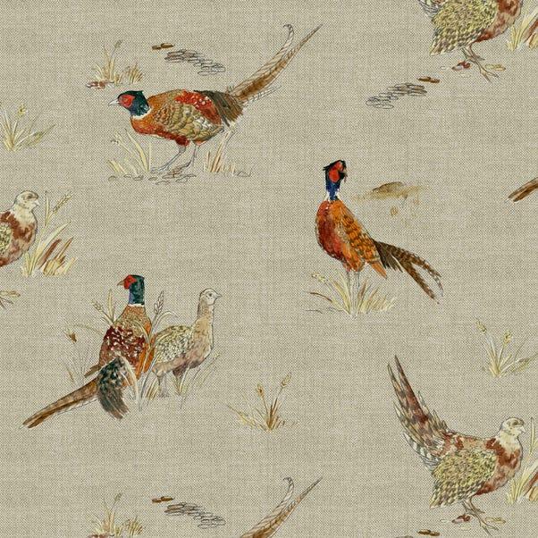 Pheasant Fabric Natural