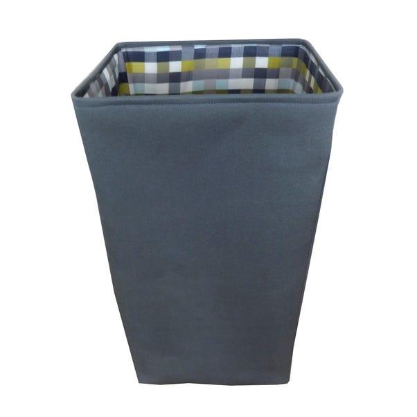 Elements Ochre Laundry Basket Grey