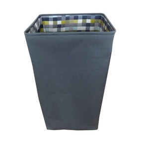 Elements Ochre Laundry Basket