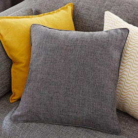Vermont Charcoal Cushion