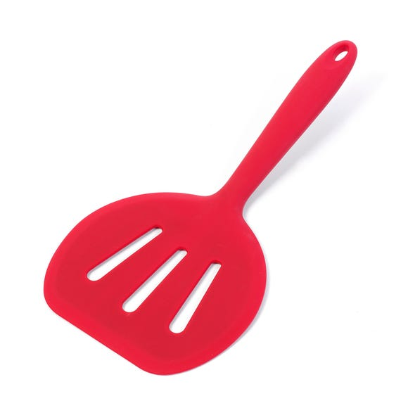 Spectrum Silicone Jumbo Wide Turner Red
