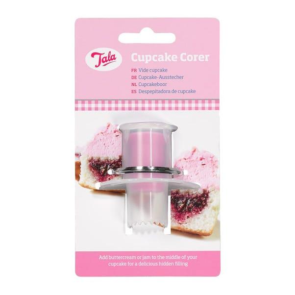 Tala Cupcake Corer Pink
