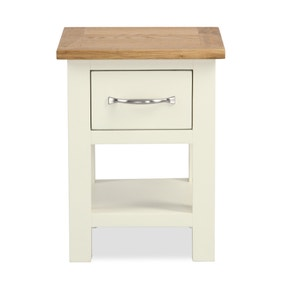 Sidmouth Cream Lamp Table
